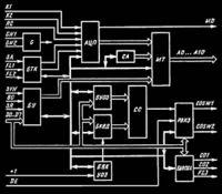...3 - катушка зажигания 1 и 4 цилиндров, 4 - колодка диагностики, 5 - выключатель зажигания, 6 - монтажный блок, 7.